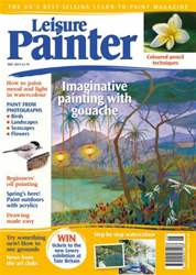 Leisure Painter issue May 2013