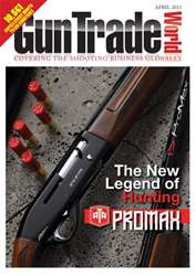 Gun Trade World issue April 2013