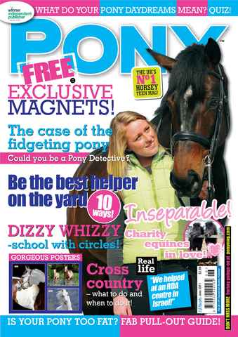 Pony Magazine issue June 2011