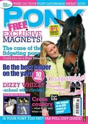 Pony Magazine issue June 2011