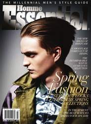 Essential Homme issue March - April 2013
