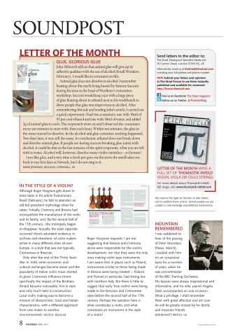 The Strad Preview 8