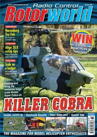 Radio Control Rotor World issue 85