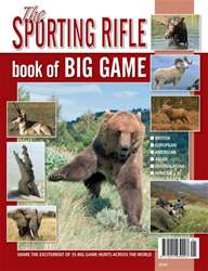 Sporting Rifle issue SR Book of Big Game