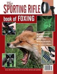 Sporting Rifle issue SR Book of Foxing