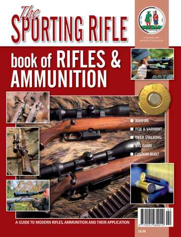 Sporting Rifle issue SR Book of Rifles and Ammunition