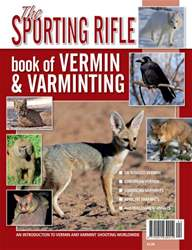 Sporting Rifle issue SR Book of Vermin & Varminting