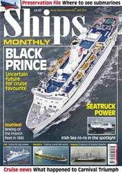 Ships Monthly issue Submarine visit guide May 13