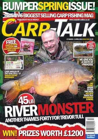 Carp-Talk issue 962