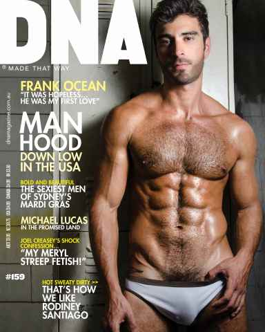 DNA Magazine issue #159 - Party Issue
