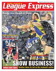 League Express issue 2855