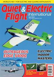 Quiet & Electric Flight Inter issue April 2013