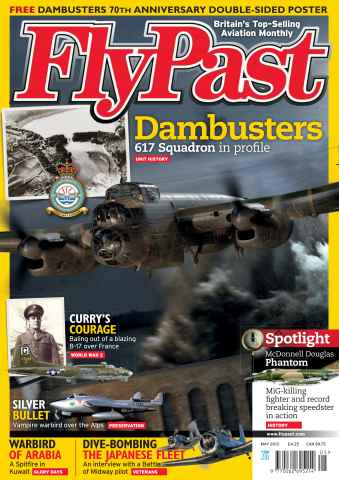 FlyPast issue May 2013