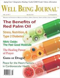 Well Being Journal issue May-June 2013