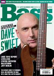 Bass Guitar issue 90 April 2013