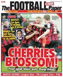 The Football League Paper issue 24th March 2013