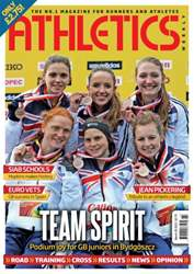 Athletics Weekly issue AW March 28 2013