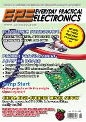 EPE May 2013 issue EPE May 2013