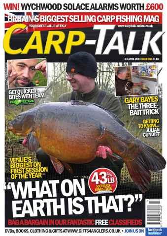 Carp-Talk issue 963