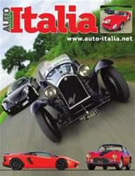 Auto Italia Magazine Special issue Auto Italia Magazine Special