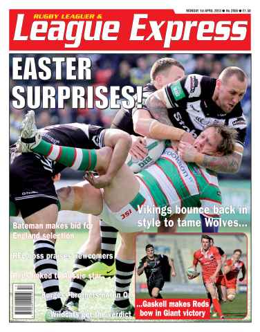 League Express issue 2856