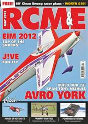 RCM&E issue May 2013