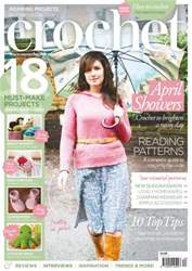 Inside Crochet issue April 2013 Issue 40