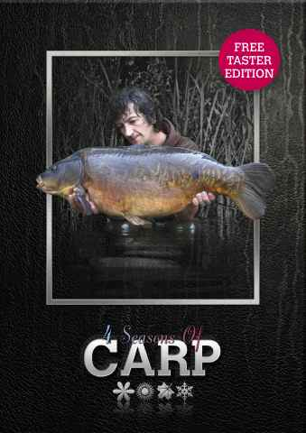 Fishing Reads issue 4 Seasons Of Carp Taster