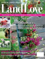 LandLove Magazine issue May-June 2013