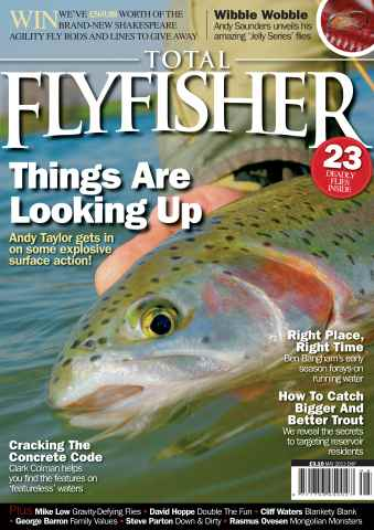 Total FlyFisher issue May 2013