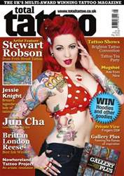 Total Tattoo issue May 2013 (Number 103)