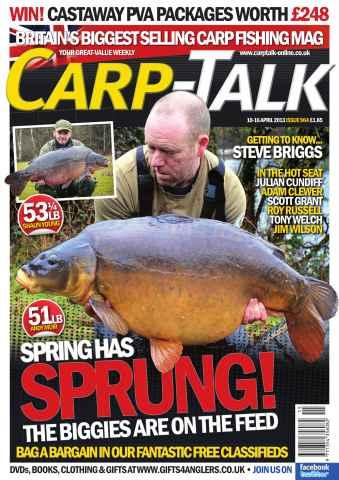 Carp-Talk issue 964