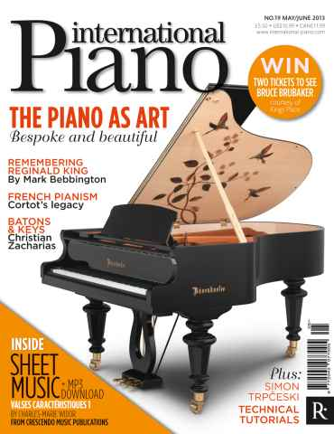 International Piano issue May-June 2013