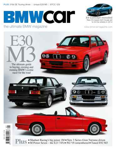 BMW Car issue May 2013