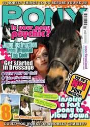 Pony Magazine issue May 2013