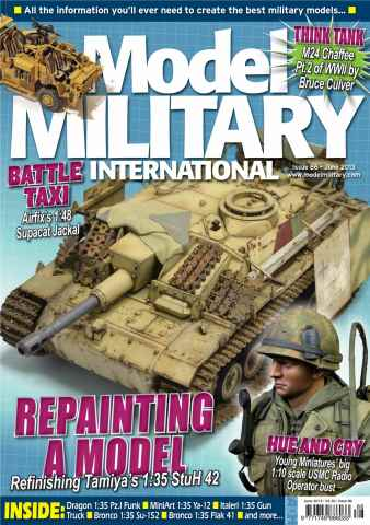Model Military International issue 86