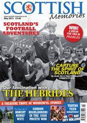 Scottish Memories issue Scottish Memories