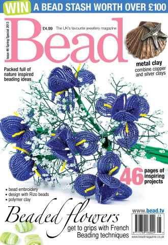Bead Magazine issue Bead Issue 46
