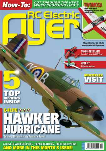 RC Electric Flyer issue 011