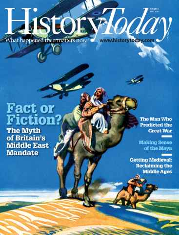 History Today issue May 2013
