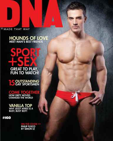 DNA Magazine issue #160 - Sports Issue