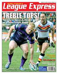 League Express issue 2858