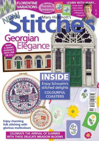 New Stitches issue Issue 241