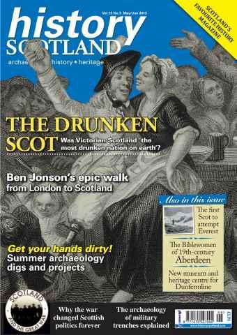 History Scotland issue History Scotland - May-June 2013