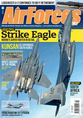 AirForces Monthly issue May 2013