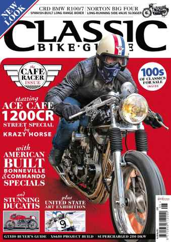 Classic Bike Guide issue MAY 2013