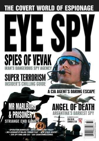 Eye Spy issue Issue 84