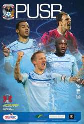 CCFC Official Programmes issue 30 v LEYTON ORIENT (12-13)