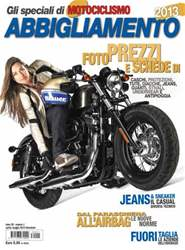 Gli Speciali di Motociclismo issue Speciale Abbigliamento 2013