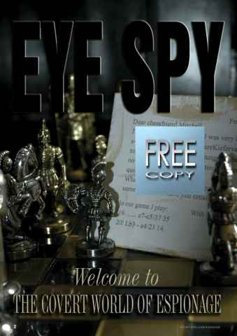 Eye Spy issue Free Preview Issue